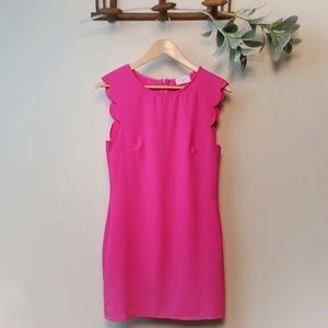 Everly Pink Dress Size Small